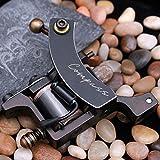 Compass Tattoo Machine Tattoo Gun Kit Steel Frames Deluxe Machine (Shader, 65)