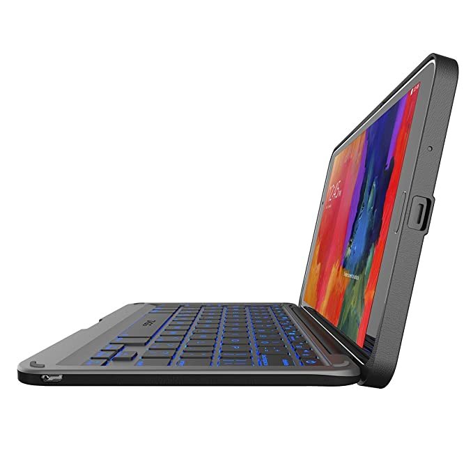 Amazon.com: Zagg Folio Carcasa, Negro: Computers & Accessories