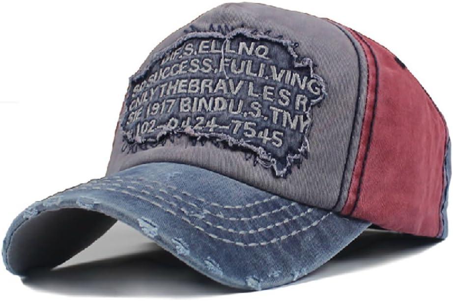 Sun Hat Gorra para Hombre, Estilo Vintage Desgastado, para ...