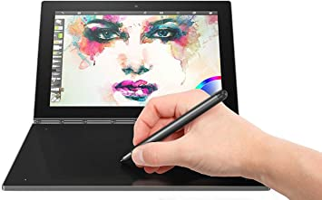 2019-Lenovo Yoga Book 64GB Intel Atom x5-Z8550 X4 1.44GHz 10.1