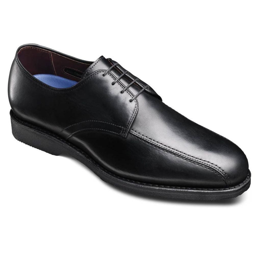 Allen Edmonds Men's Ord Oxford, Black, 8 3E US
