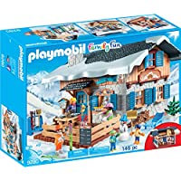 PLAYMOBIL® Ski Lodge Building Set