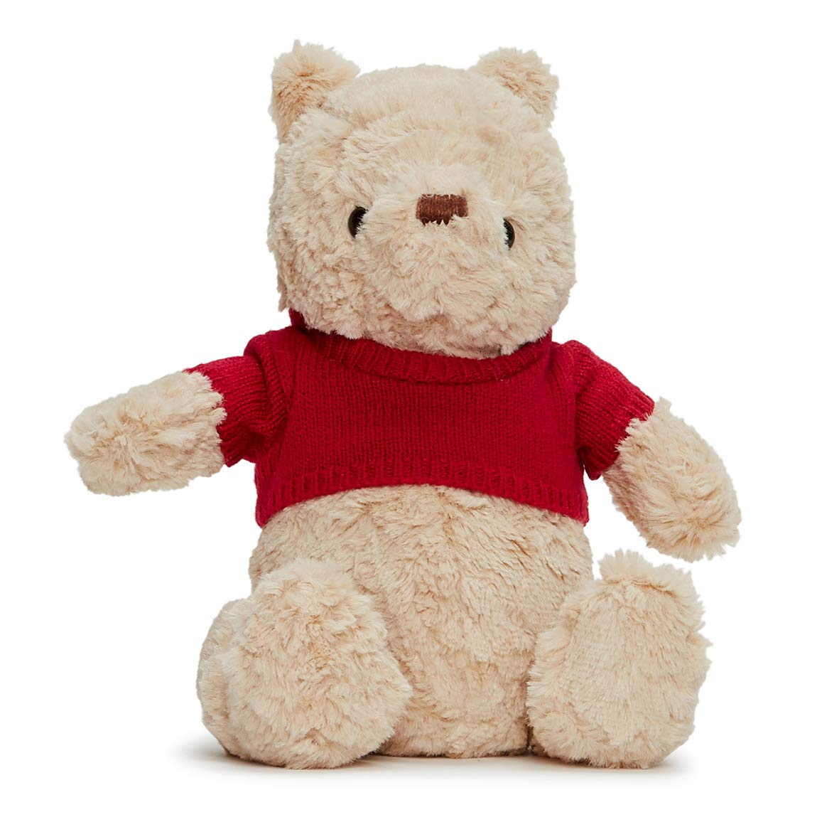 Disney Christopher Robin Collection Winnie The Pooh Soft Toy - 25cm by Posh Paws