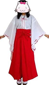 Amazon.com: fantasycart Anime japonés Inuyasha Kikyo ...
