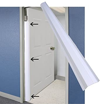 PinchNot Home Door Shield Guard for 90 Degree Doors - Finger Shield \u0026 Protector to Child