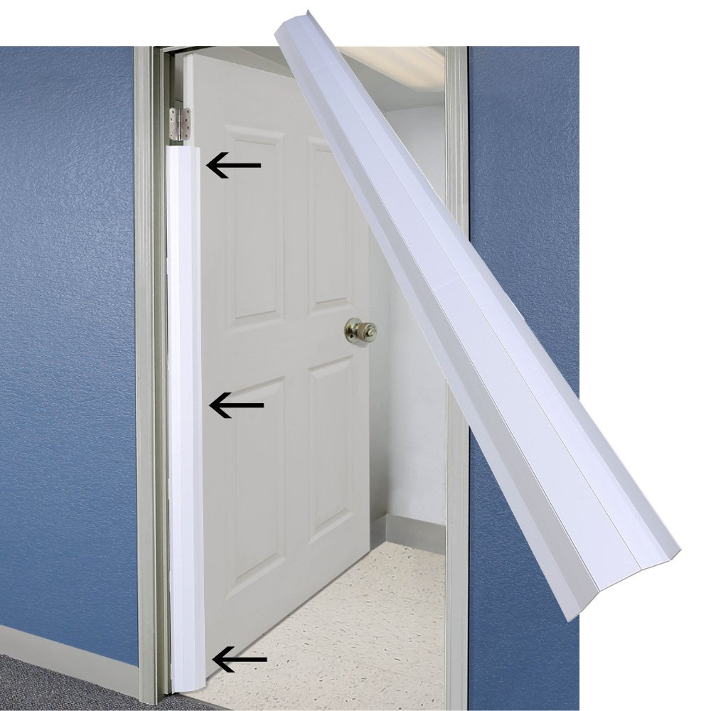 Amazon Com Door Finger Hinge Side Safety Guard Shield