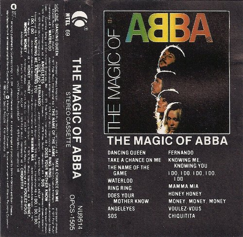 THE MAGIC OF ABBA, used for sale  Delivered anywhere in USA