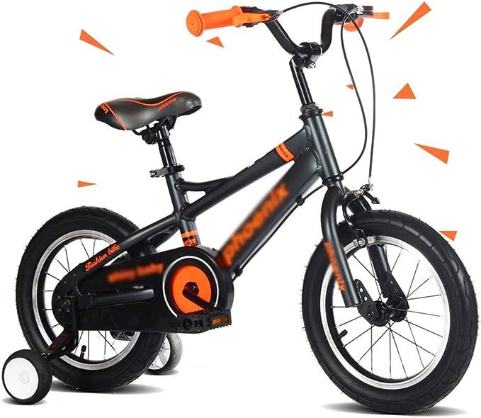 Bicicletas ZX Infantiles, Niño de 12/14/16 Pulgadas, 2-6 Años de ...