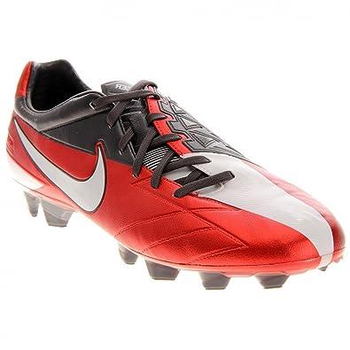 1ac8ea4a2c65 Amazon.com   Nike T90 Laser IV KL-FG - (Challenge Red/Anthracite ...