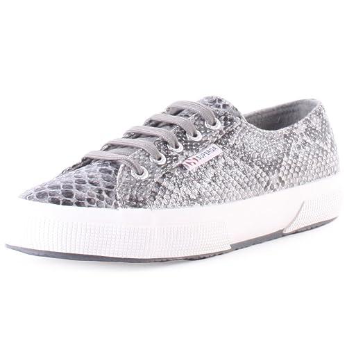 Botas para Mujer Mujer Mujer Zapatos grises SUPERGA Cotu infantiles Beige Light 46a39c