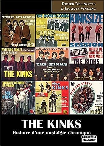 Livres gratuits THE KINKS Histoire d'une nostalgie chronique epub, pdf