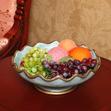 Ceramic Fruit PlateSnack Plate Nut Plate Decorations & Amazon.com | Ceramic Fruit Plate Snack Plate Nut Plate Decorations ...