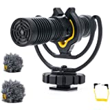 Deity V-Mic D4 Duo Microphone Mini Portable Voice Recorder Dual Cardioid Interview Mic for Vlog Pocket Cam DSLR Camera
