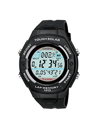Casio LW-S200H-1ACF - Reloj digital de cuarzo para mujer con correa de resina, color negro: Casio: Amazon.es: Relojes