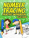 Number Tracing Practice Workbook for Ages 3-5