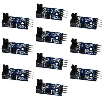 DIYmalls Módulo de detección de sensor de velocidad de ...