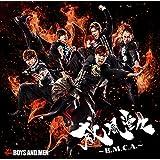 威風堂々~B.M.C.A.~(YanKee5盤)(初回限定盤)