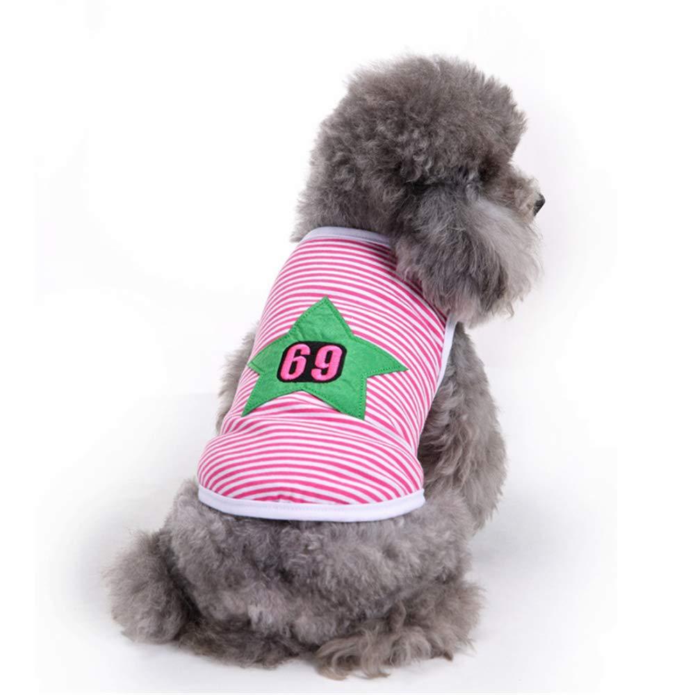 TUOTANG Ropa para Mascotas Chaleco de Perro de Verano Ropa para ...