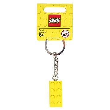 LEGO Llaveros - Lego piedra amarilla
