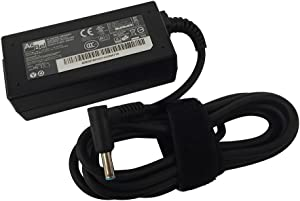 Laptop Charger for HP Pavilion 11 Series 11-E 11-K 11-N HSTNN-LA35 740015-002 854116-850 740015-003 740015-001 741727-001 719309-003 721092-001 45w Blue Connector Adapter Power Supply