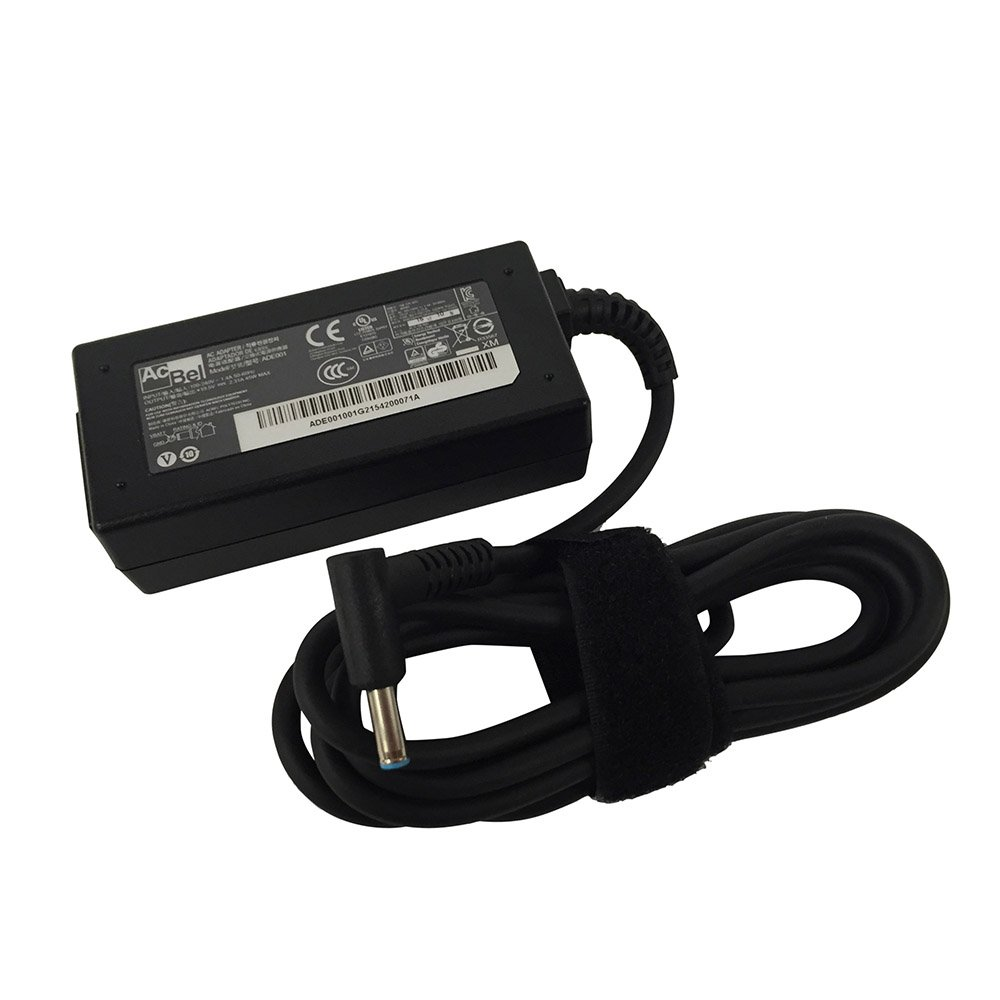 HP 719309-003 721092-001 854054-002 854054-003 854054-001 741727-001 740015-001 Laptop AC Adapter Charger Power Cord (Blue Tip Connector Only) by Acbel