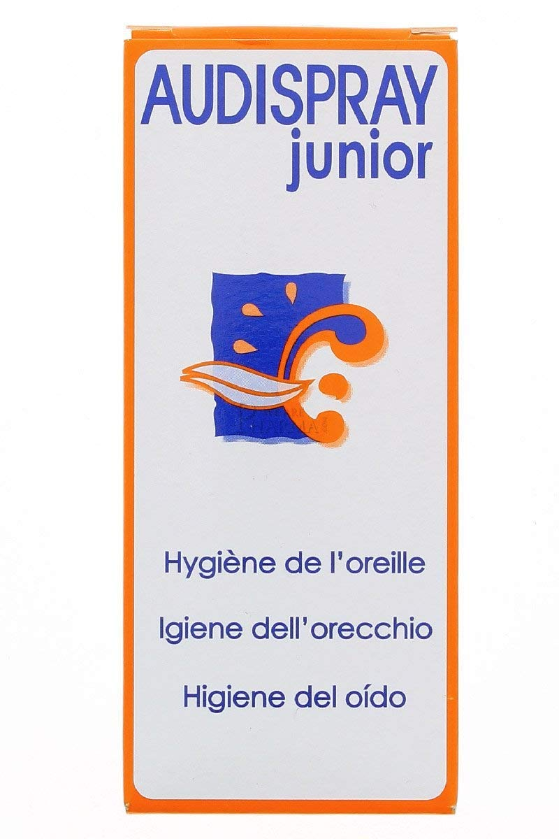 Audispray Junior Hygiene ear 25ml DIEPHARMEX SA CN300905.8