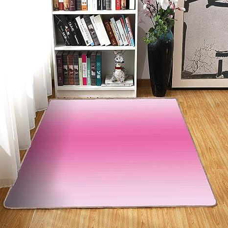 Amazon.com: Alfombra para suelo, Ombre, alfombra de área ...