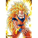 150-piece jigsaw puzzle Dragon Ball Z Super Saiyan 3 Goku mini puzzles (10x14.7cm)
