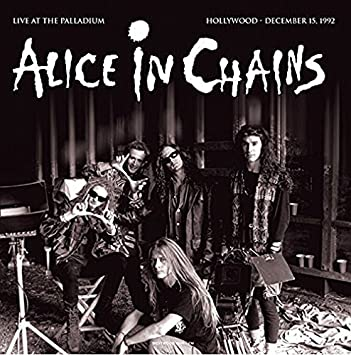 Live At The Palladium Hollywood Vinyl Amazon Co Uk Music