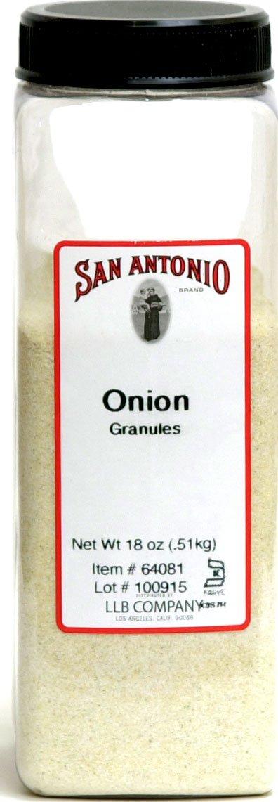18-Ounce Restaurant Granulated Onion (Granules)