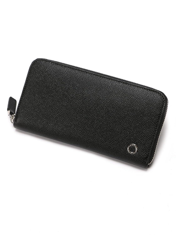 8dfc4d37f43d (ブルガリ) BVLGARI グレインカーフレザー ラウンドジップ 長財布 [並行輸入品] B07D75TH33 [BLG282347]-財布