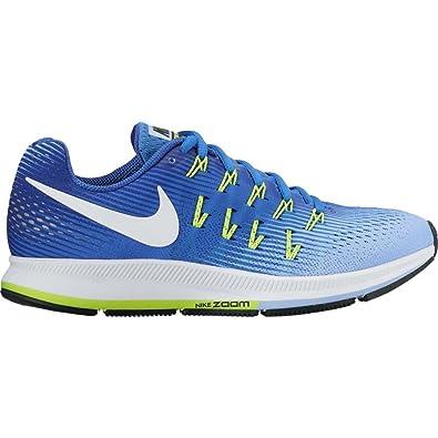 8781b1de33ba Nike Wmns Air Zoom Pegasus 33 Medium Blue White Aluminum Dee