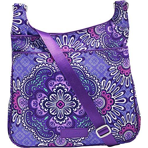 Lilac Crossbody Up Lighten Tapestry Slim Bradley Vera Polyester wY6qTf