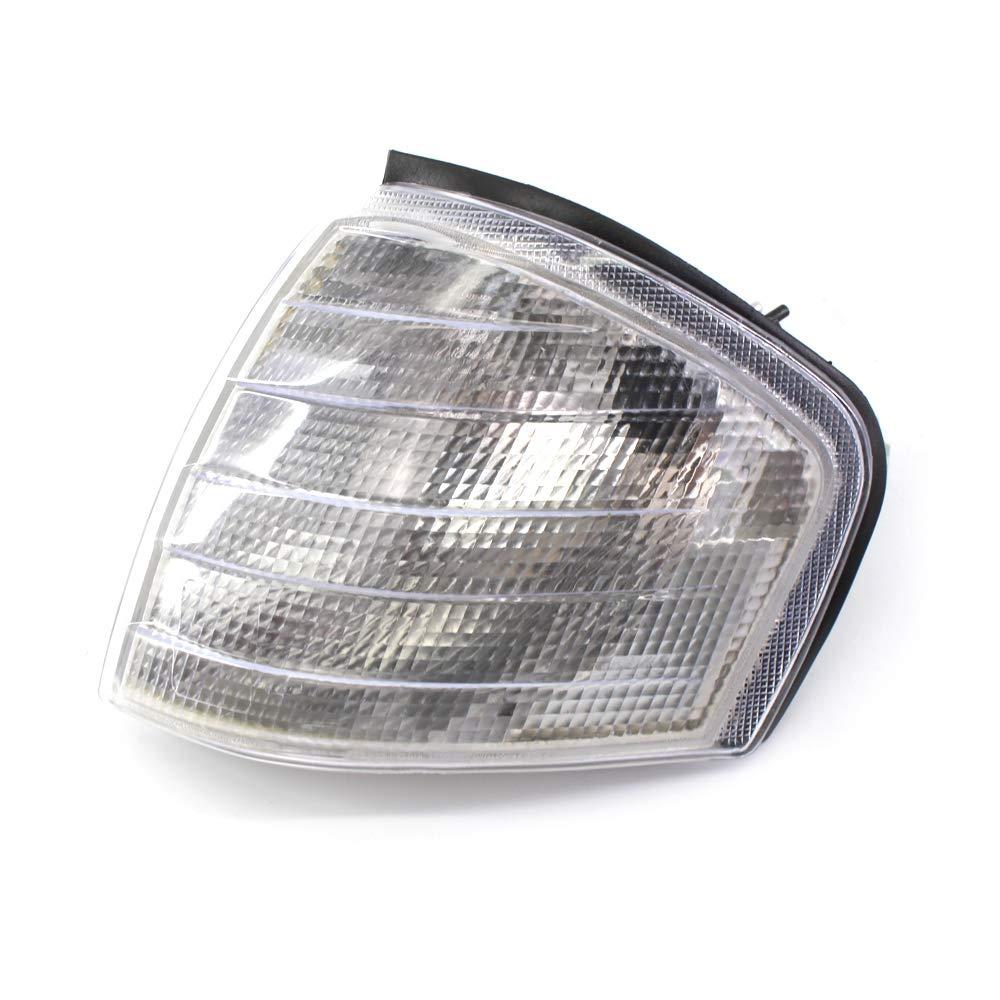 Benz W202 Classe C W202 2028261143 Cikuso Signal Gauche Lampe dangle Lampe De Direction Convient Aux Ann/ées 1994-2000 Mercedes