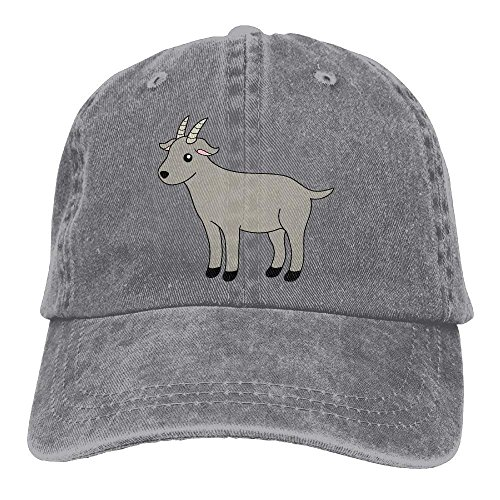 Hat Cowboy Denim Cowgirl Men Goat DEFFWB Gray Hats Women Cap for Skull Sport SY1dSwtx