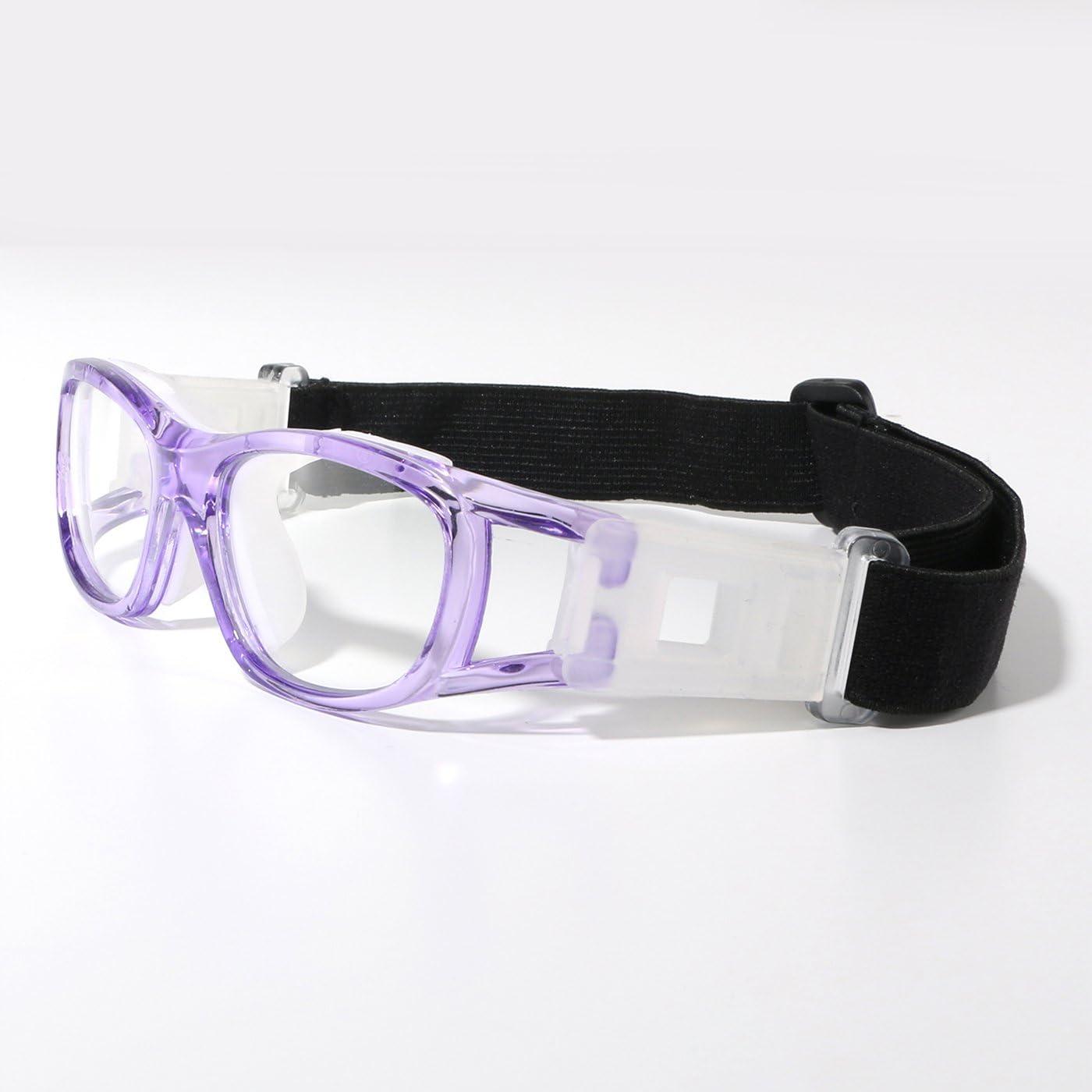 Niños. Deportes. Gafas de seguridad, gafas de baloncesto ...