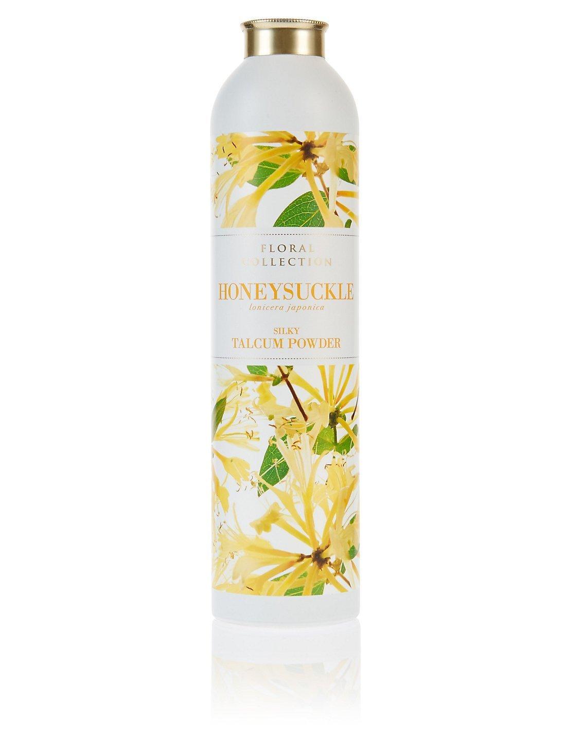 MARKS & SPENCER Honeysuckle Powder 200 g. (3 Pack)