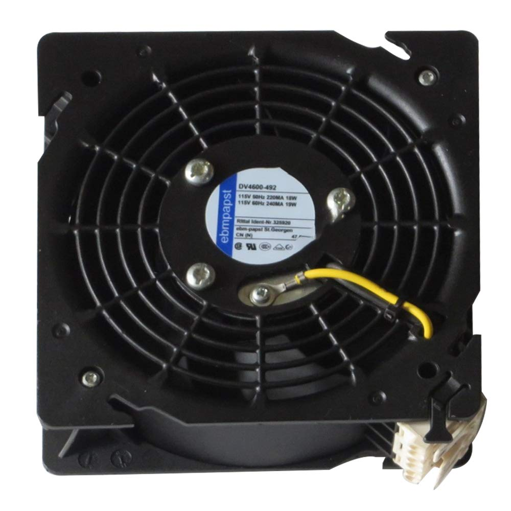 ebmpapst Fan DV4600-492 115V 19W Rittal Cabinets Compact Cooling Fans
