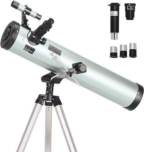ToyerBee Telescope 76Mm Aperture 700Mm, With 3: Amazon.co.uk