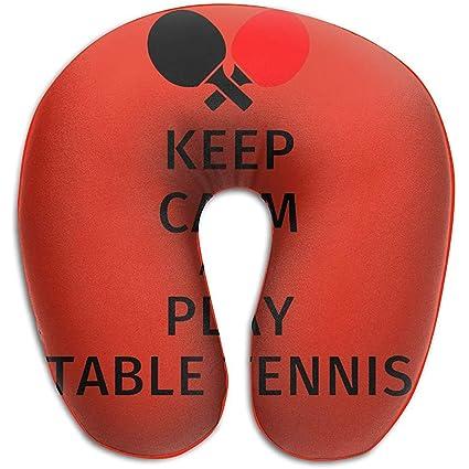 Cojín en Forma de U,Jugar Almohadas de Tenis de Mesa ...