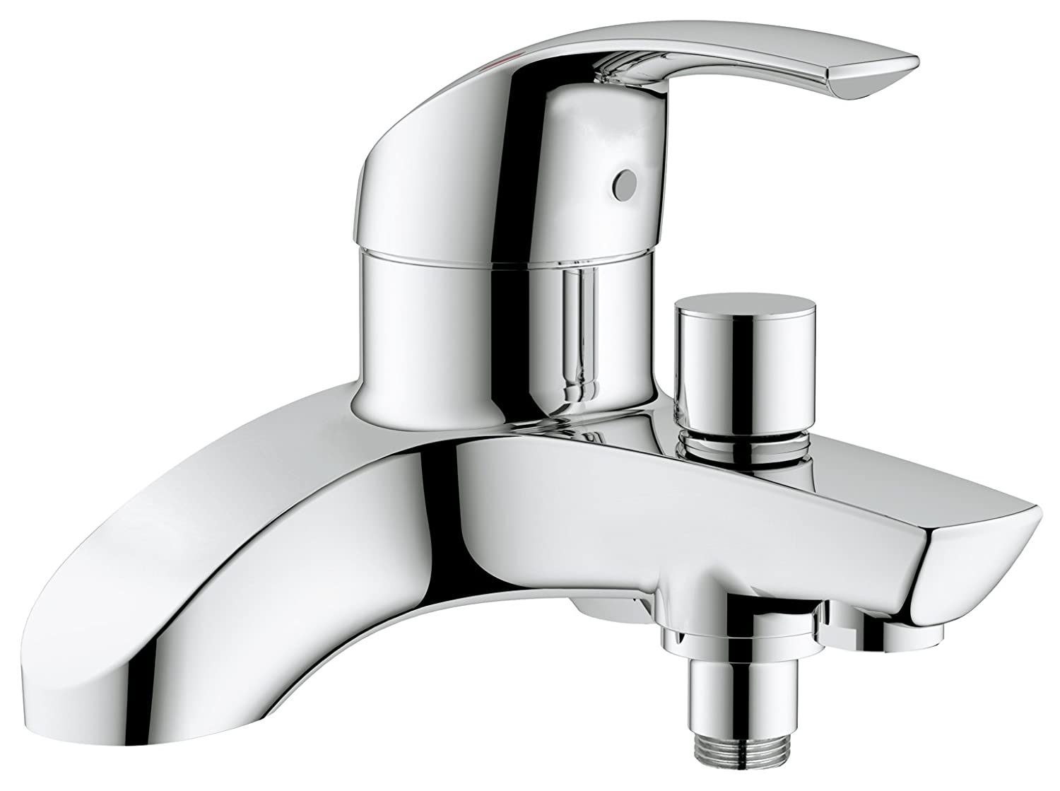 Grohe Eurosmart Deck Mounted Bath Shower Mixer