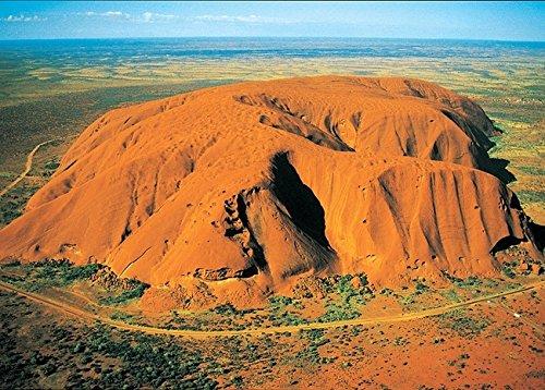 500 Piece Mini Puzzle Australia Uluru-kata Tjuta National Park
