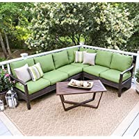 Leisure Made Augusta Outdoor Sectional Overview
