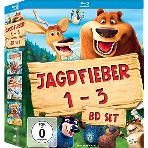 Jagdfieber 1-3 Blu-ray