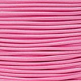 """PARACORD PLANET 2.5mm, 1/32"""", 1/16"""", 3/16"""", 5/16"""", 1/8"""", 3/8"""", 5/8"""", 1/4"""", 1/2 inch Elastic Bungee Nylon Shock Cord Crafting Stretch String 10 25 50 & 100 Foot Lengths Made in USA"""