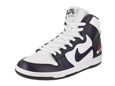 code promo f697c 53850 Amazon.com | Nike Men's Dunk High Pro SB Skate Shoe Future ...