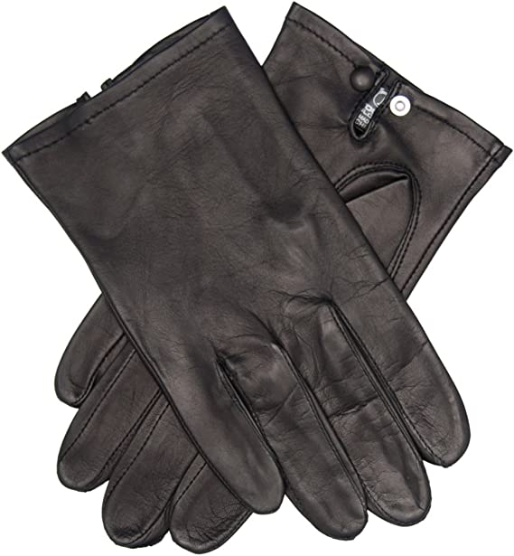 New Men/'s Officers Unlined Leather Gloves