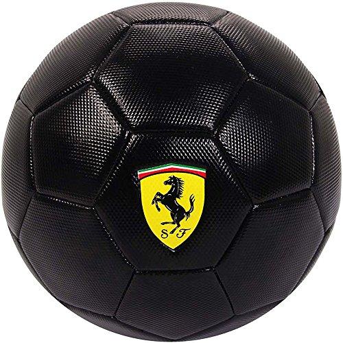 (Ferrari Official Match Football Soccer Ball Size 5 PVC Club Team Training Futbol)