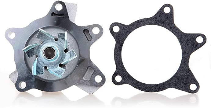 Water Pump For Toyota Echo Prius Yaris Scion xA xB 1.5L L4 DOHC Engine