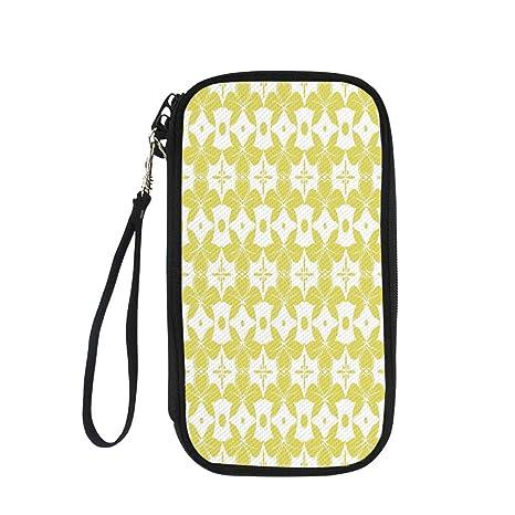 Travel Passport Holder Waterproof Clutch Bag Credit Card Wallet RFID Blocking